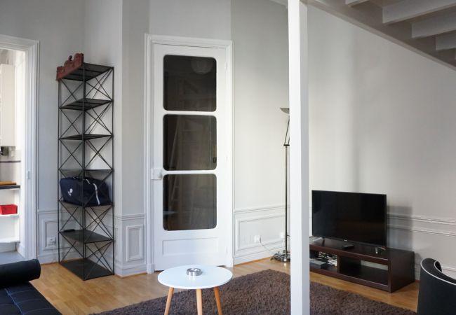 Studio in Paris - rue Paul Valéry 75116 Paris - 116050