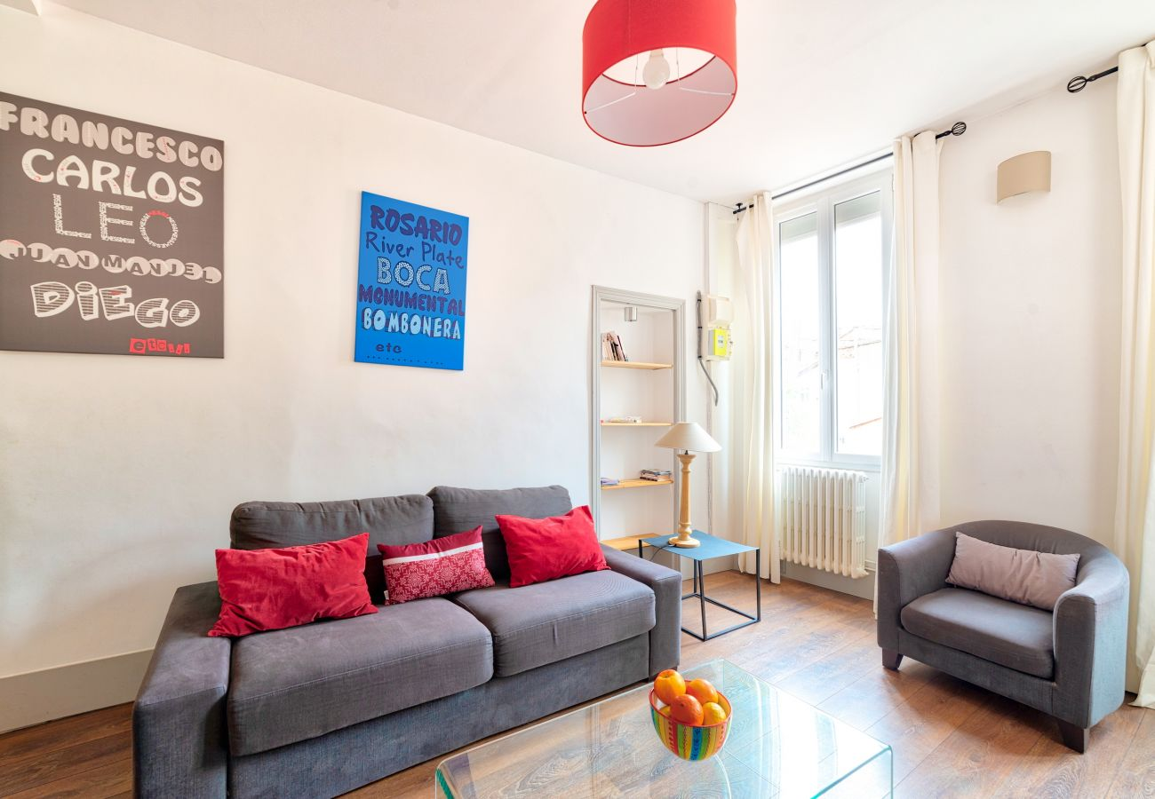 Appartement à Toulouse - CASA GARDEL TANGO Hyper Centre