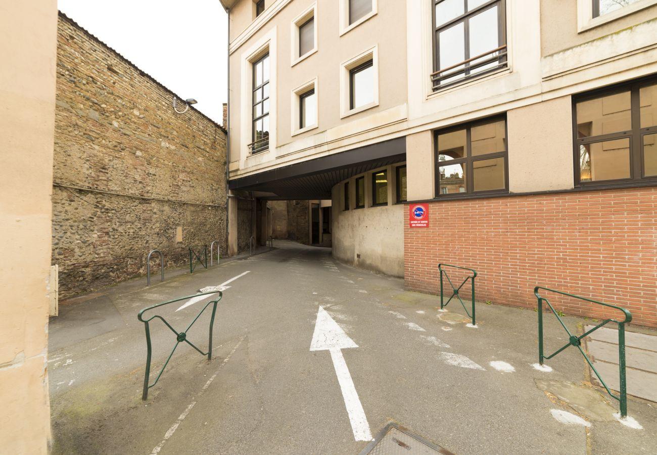 Studio à Toulouse - CARRE ST. PIERRE Parking Hyper Centre