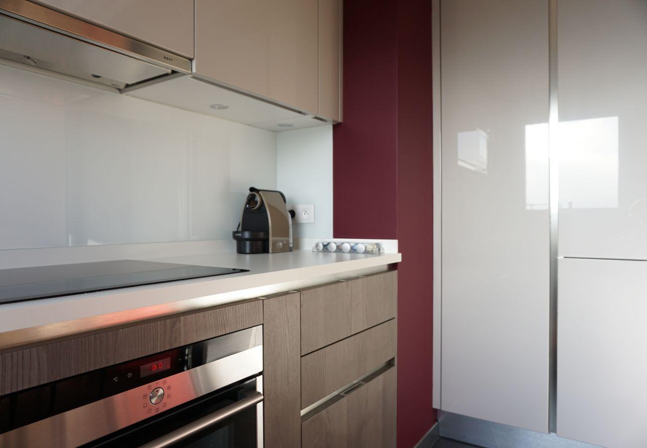 Appartement à Paris - Rue Saint Säens - Paris 15 - 215027