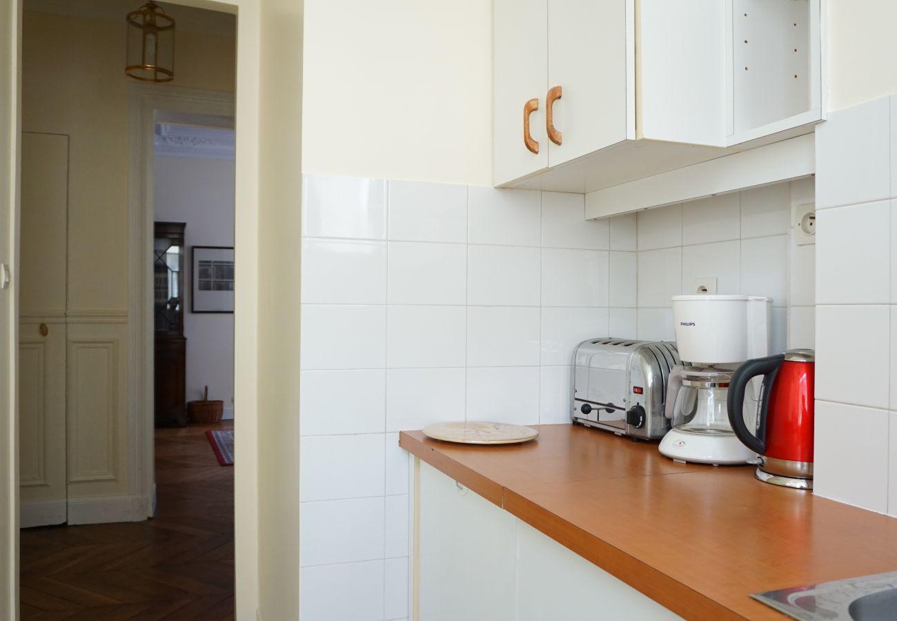 Appartement à Paris - Rue de Miromesnil - Paris 8 - 208001