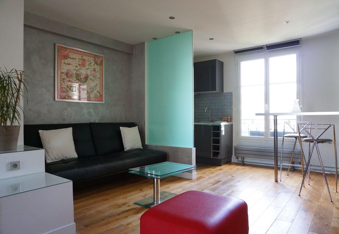 Appartement à Paris - Avenue de la Grande Armée - Paris 17 - 217037