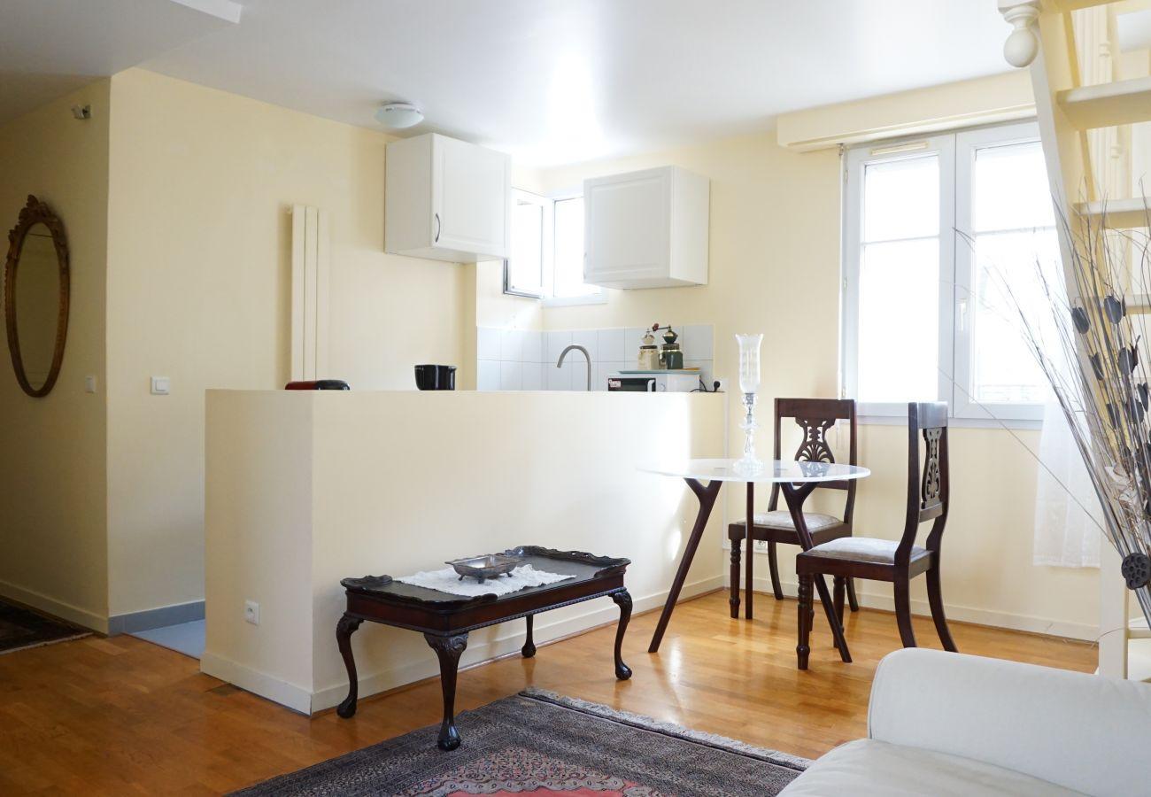 Appartement à Paris - Bd de Courcelles - Paris 8 - 217040