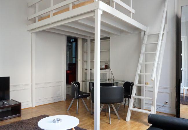 Studio à Paris - rue Paul Valéry 75116 Paris - 116050