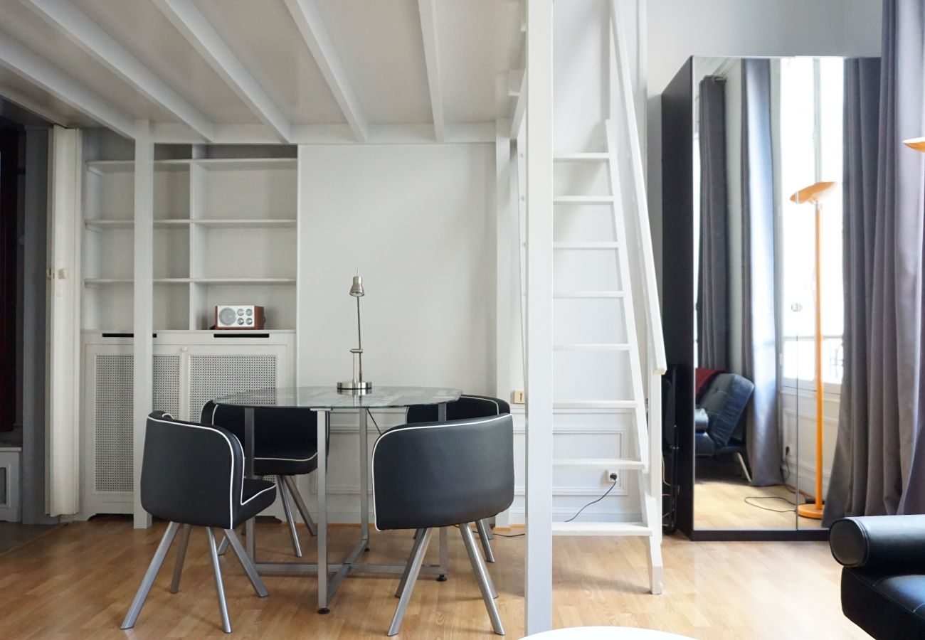 Studio à Paris - Rue Paul Valéry - Paris 16 - 116050