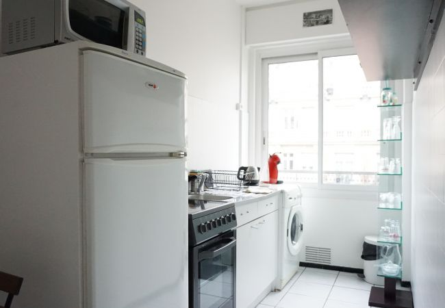 Studio à Paris - rue de Ponthieu #6 - 75008 Paris - 108042