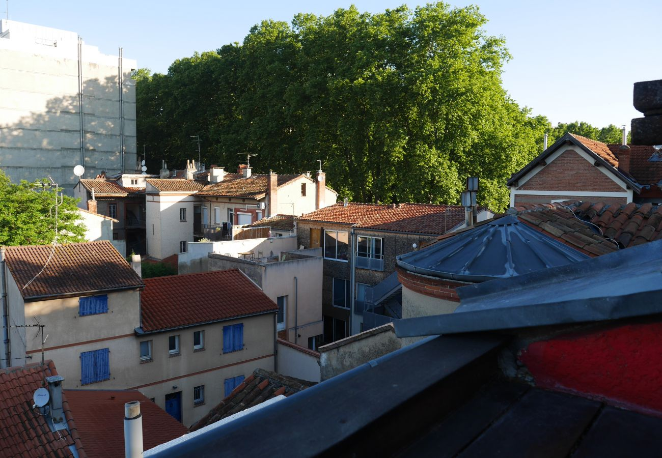 Appartement à Toulouse - BRIENNE Université Terrasse