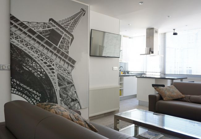 Appartement à Paris ville - rue du Faubourg Saint-Honoré 75008 Paris - 108042