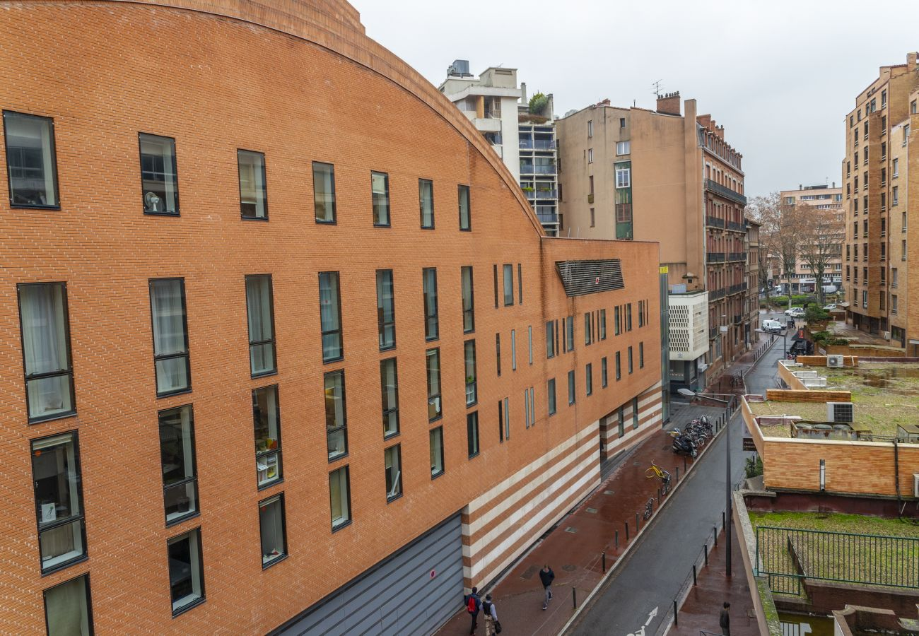 Appartement à Toulouse - OCCITANE Balcon Parking Hyper Centre