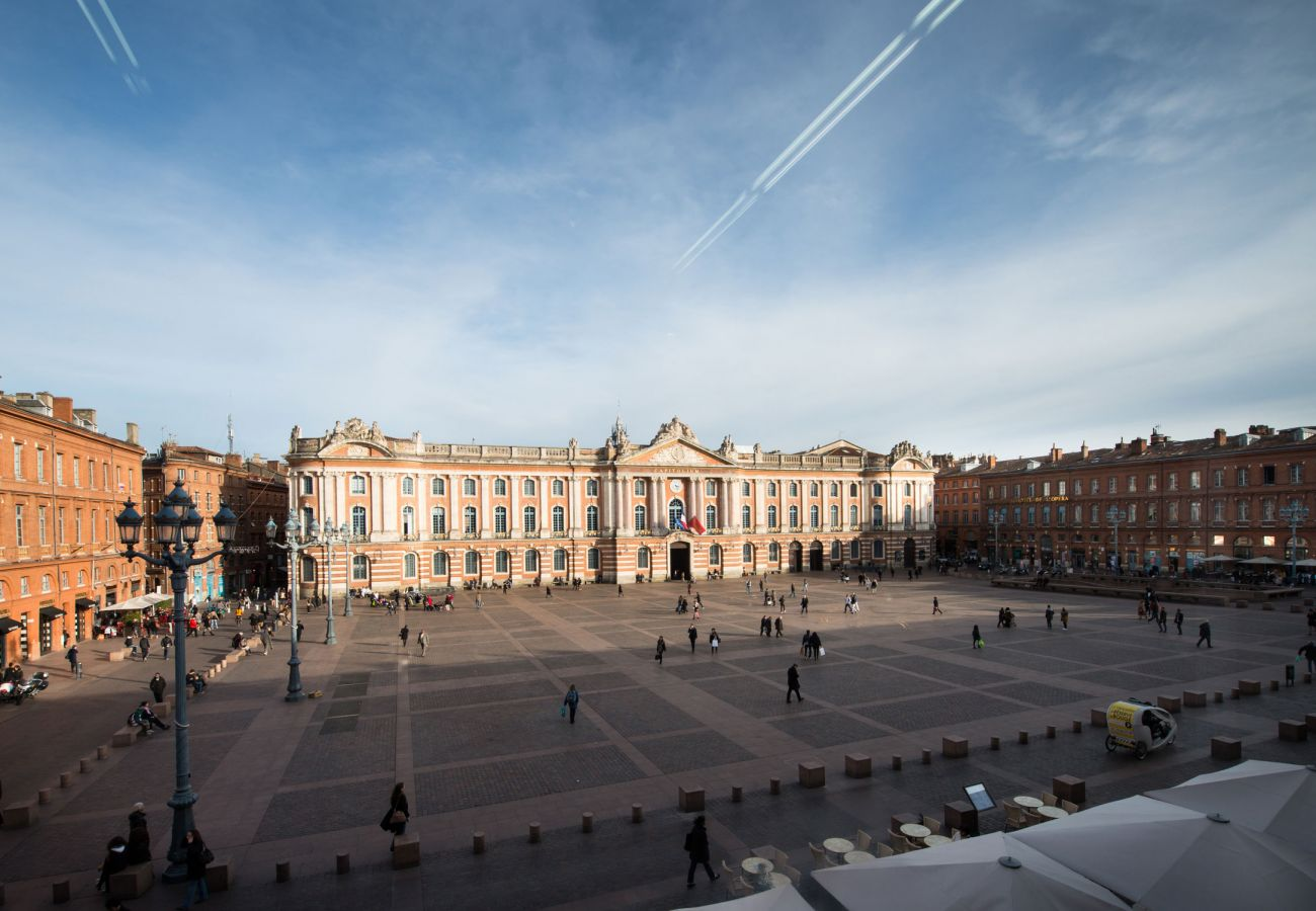 Appartement à Toulouse - GENTY MAGRE Hyper Centre