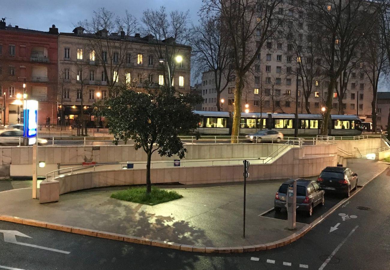 Studio à Toulouse - PALAIS DE JUSTICE STUDIO Tramway Hyper Centre