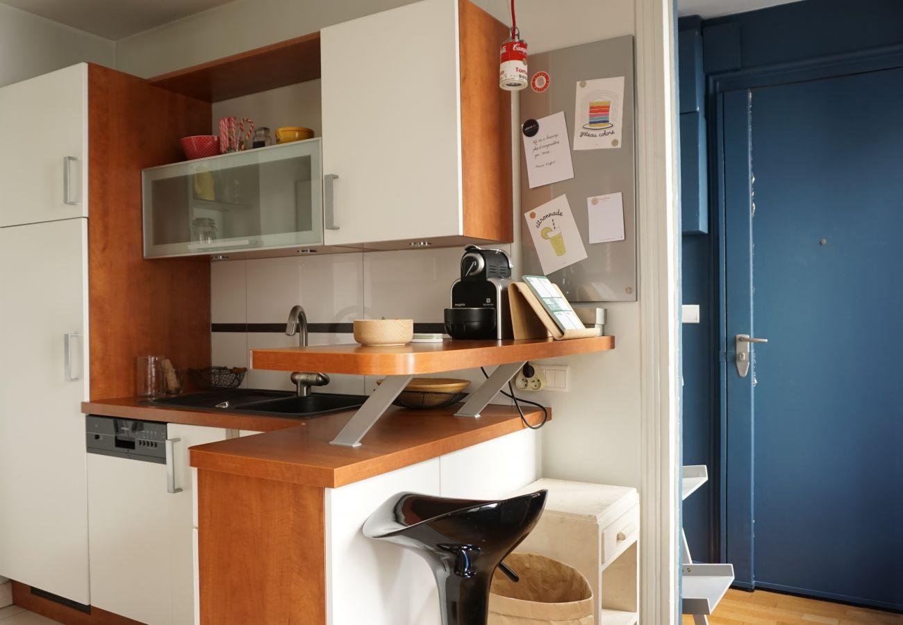 Appartement à Paris - Rue du Fbg Saint Honoré - Paris 8 - 208064
