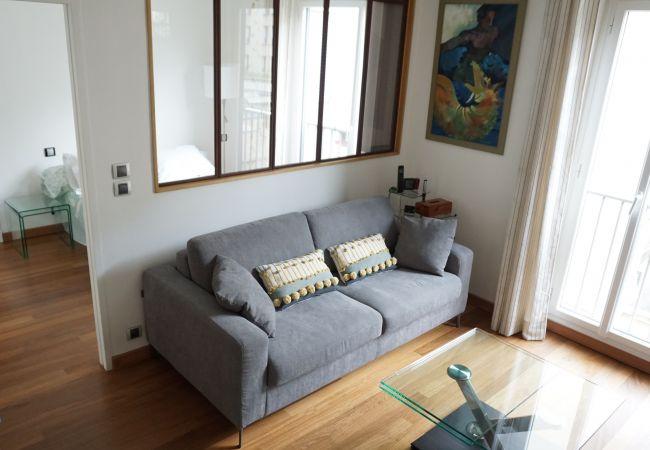 Appartement à Paris - rue de Chazelles 75017 Paris - 217042
