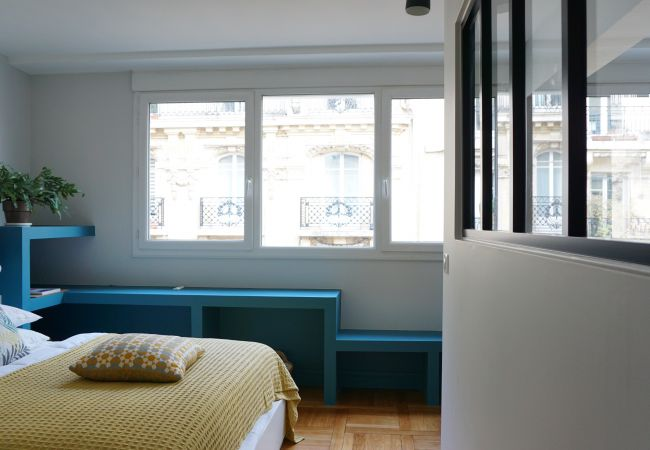 Appartement à Paris - rue de Boulainvilliers 75016 Paris - 116051