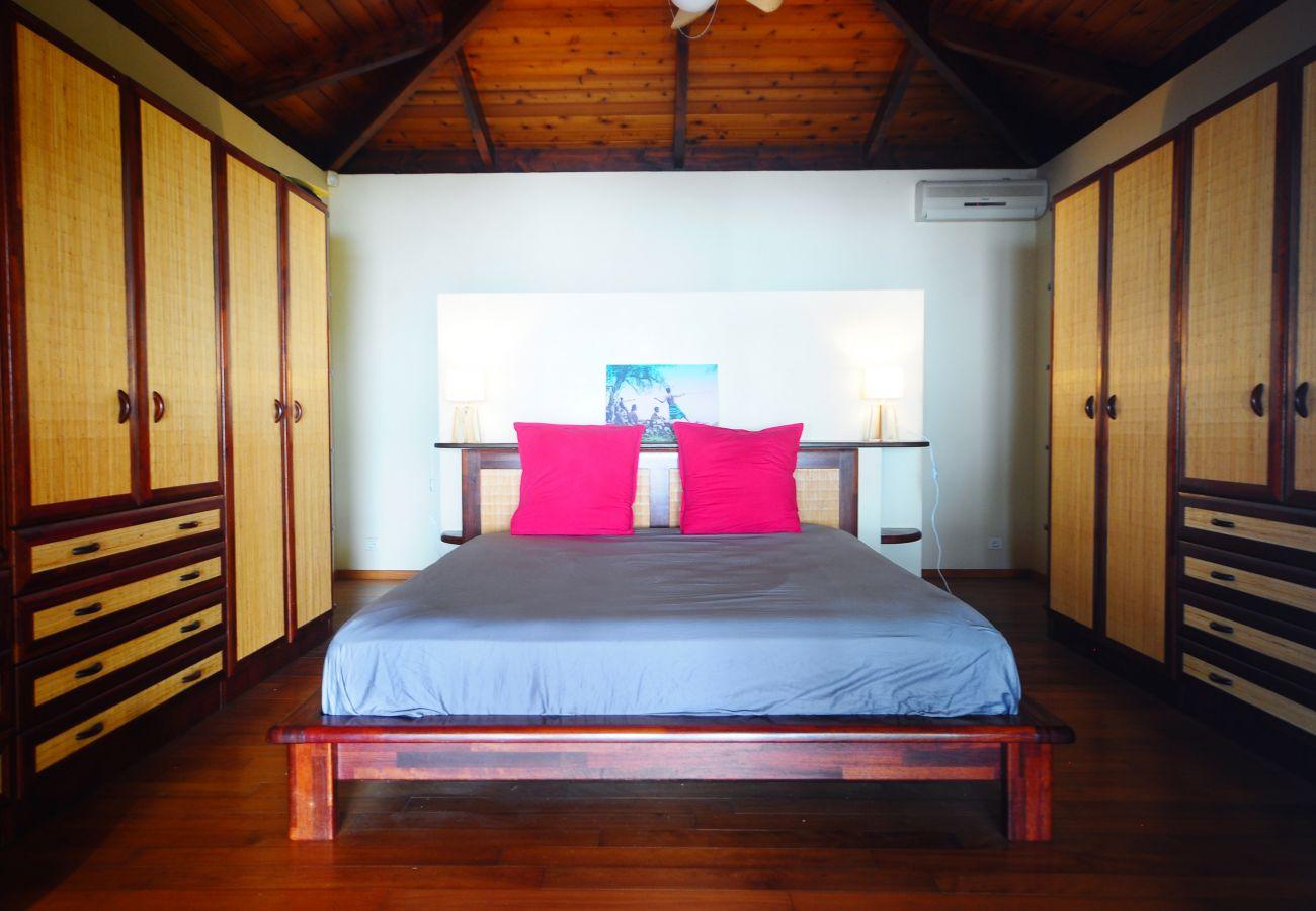 Villa à Papetoai - #5 Beach Villa Bliss by TAHITI VILLAS