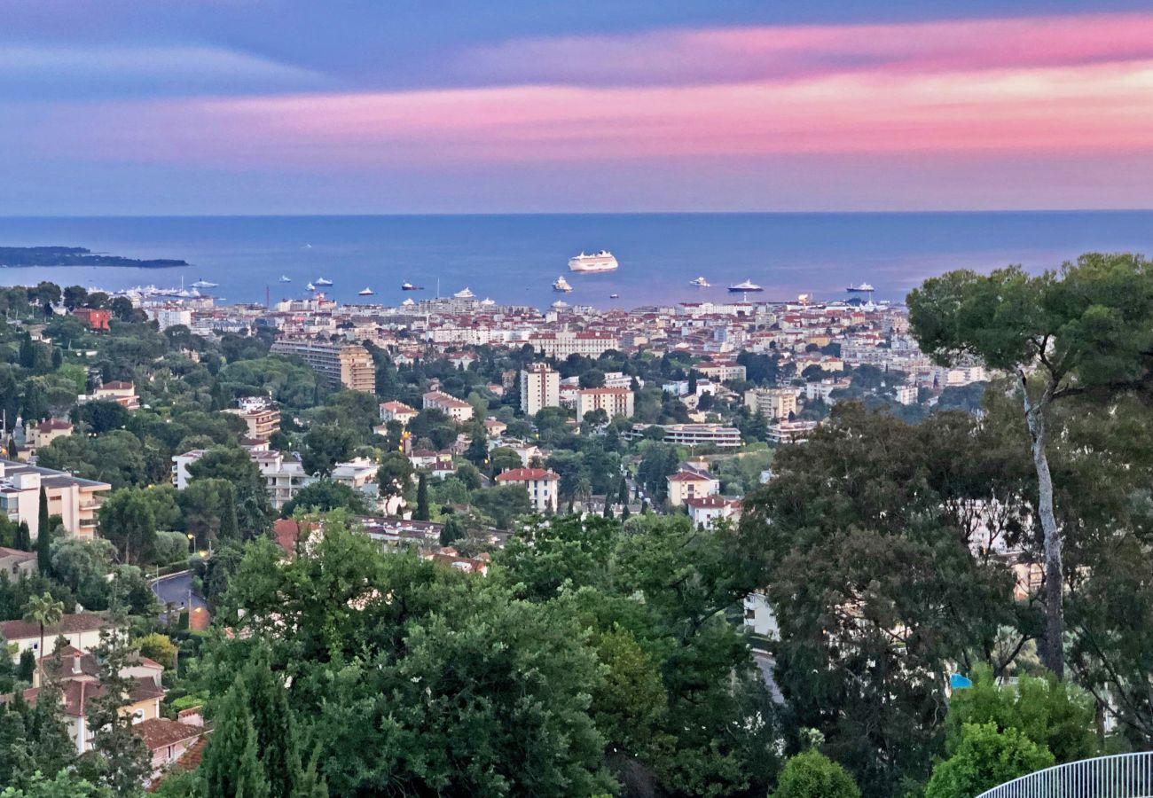 Appartement à Le Cannet - Cannes Splendid Bay View - Le Capeou