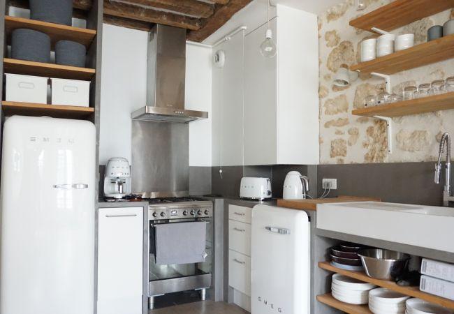 Appartement à Paris - rue Saint Denis 75002 Paris - 202002