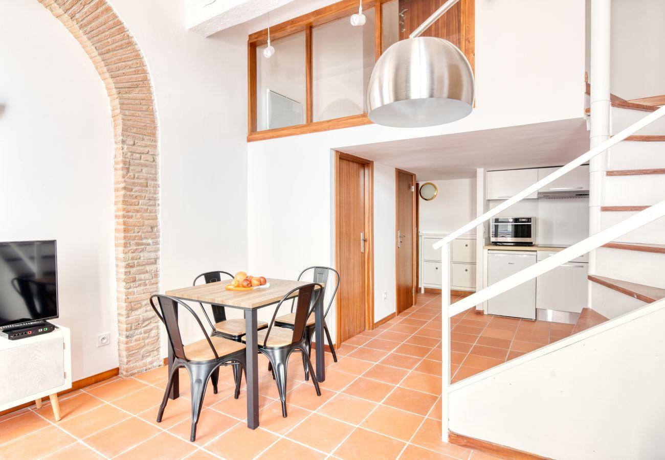 Aparthotel à Toulouse - PLACE DU CAPITOLE 2 Duplex