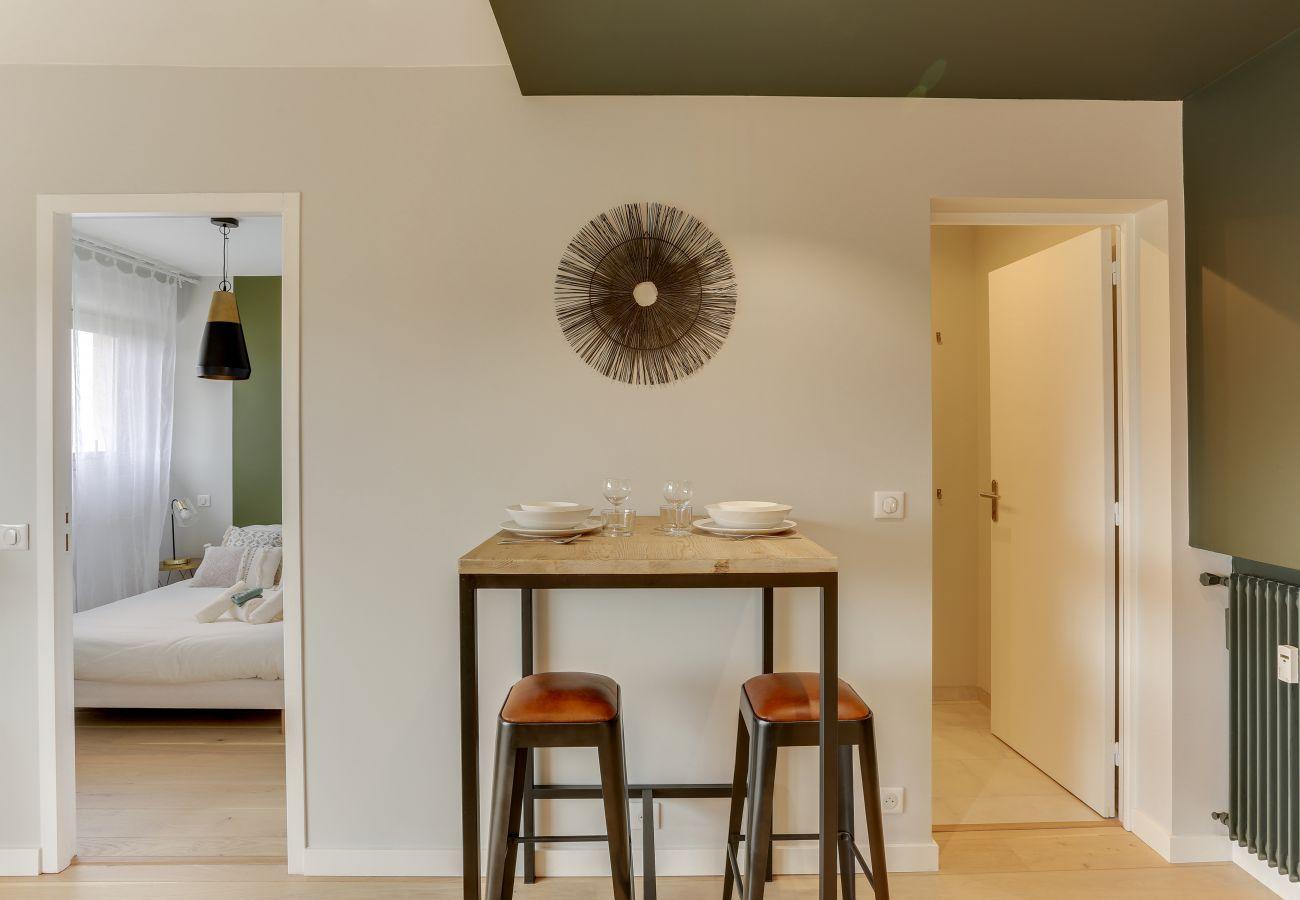 Appartement à Biarritz - BTZ- ROSTAND Hypercentre Balcon
