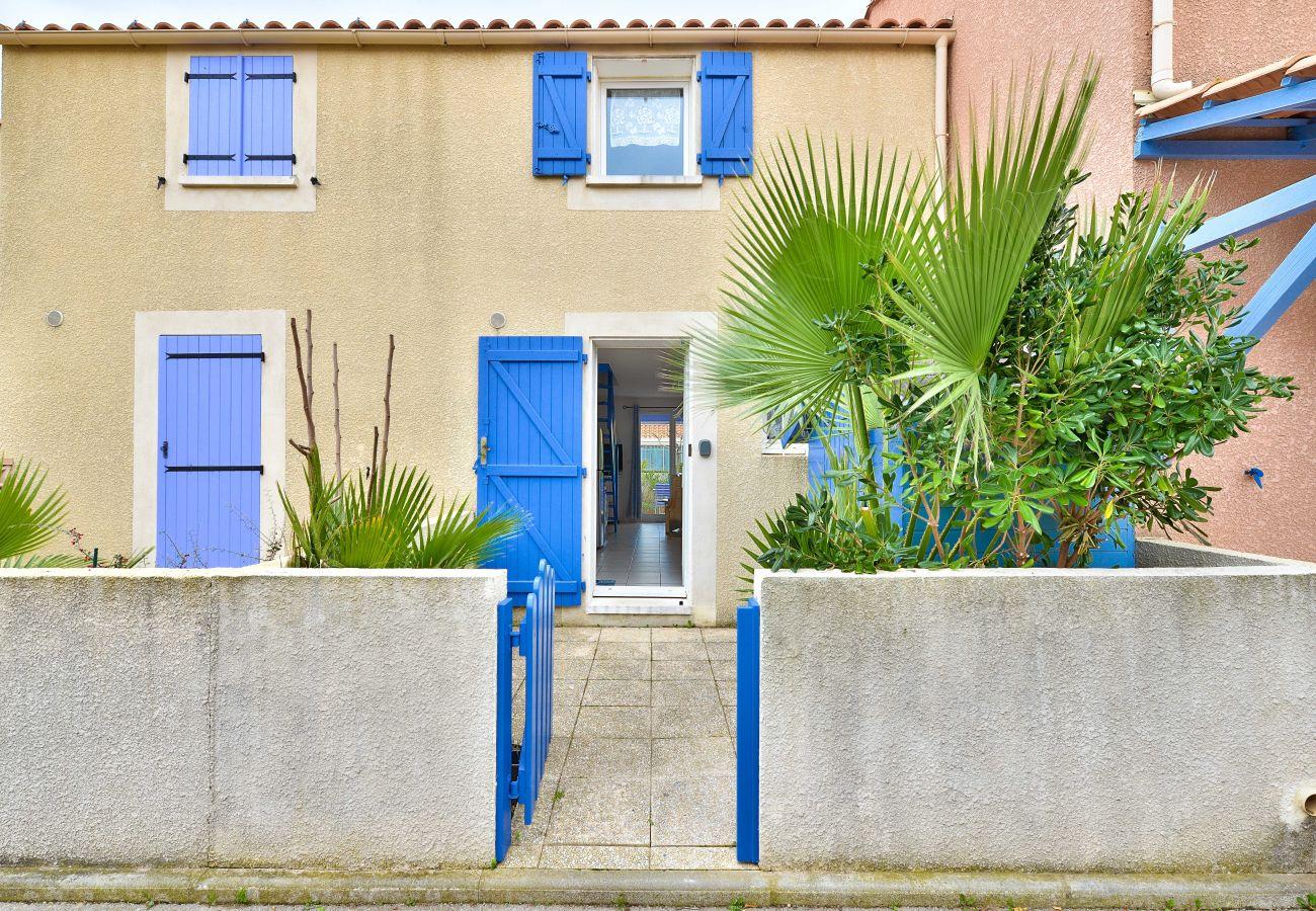 Maison à Gruissan - GRUISSAN Maison proche plage