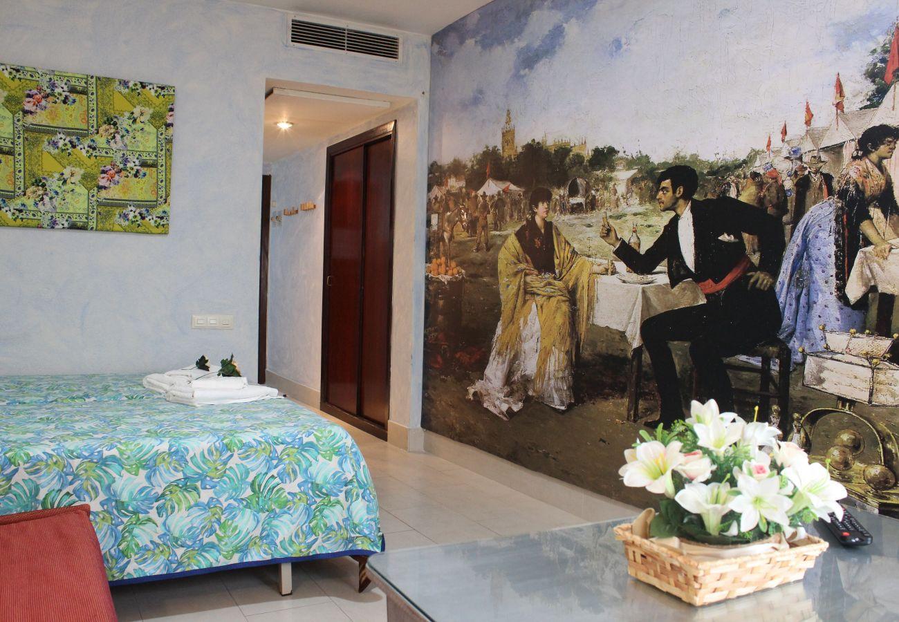Studio à Seville - Casa RAMÓN