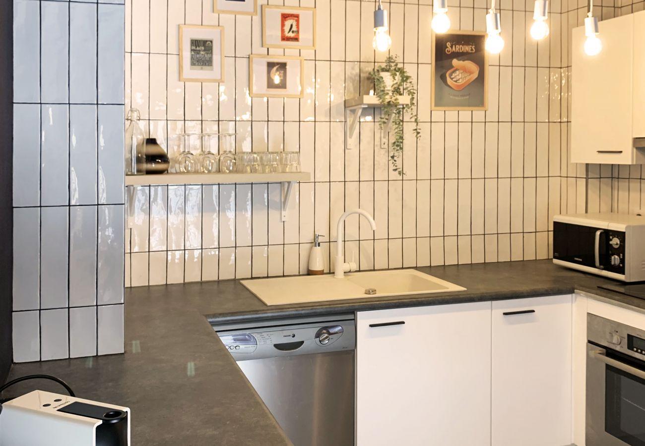 Appartement à Biarritz - BTZ-Toledo