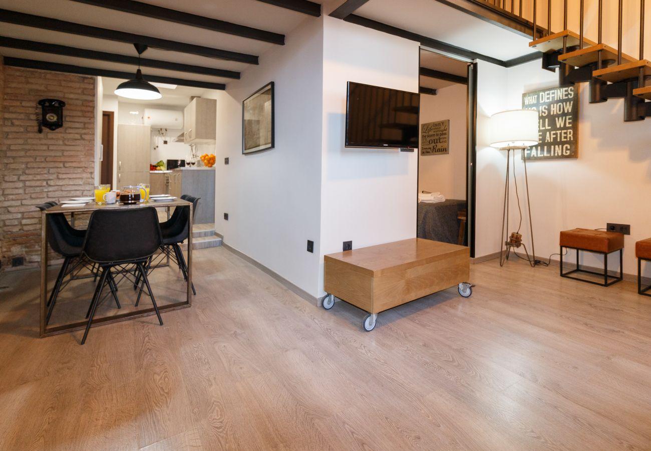 Appartement à Barcelone - Apartments2be Fluvia MT
