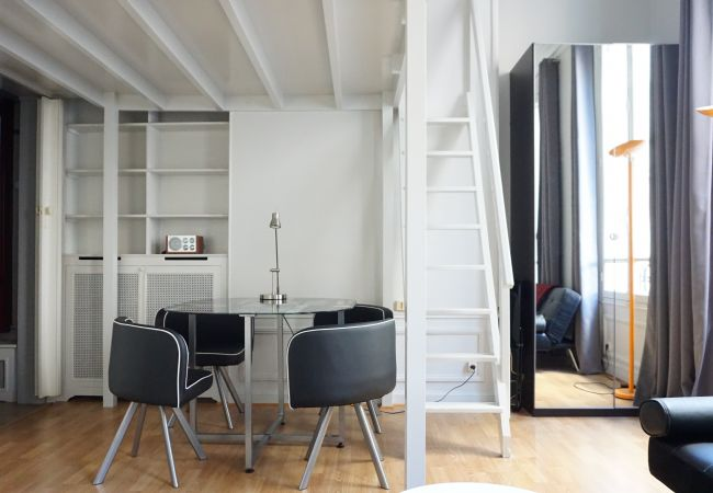Studio in Paris city - rue Paul Valéry 75116 Paris - 116050